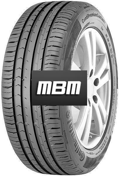CONTINENTAL PremiumContact 5 195/65 R15 91   V - C,A,2,71 dB