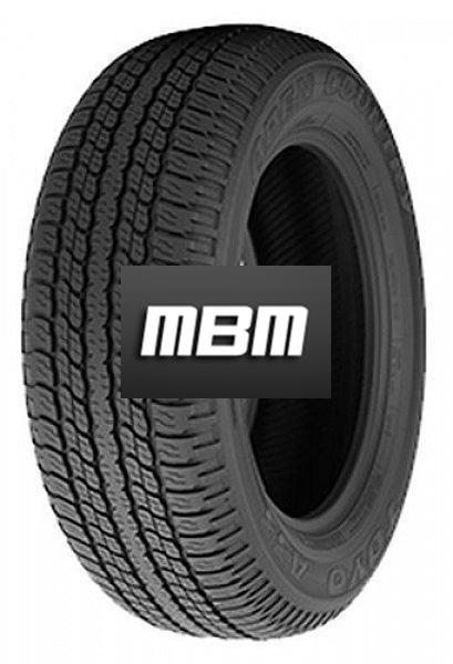 TOYO Open Country A33B MS 255/60 R18 108   S - C,E,2,70 dB