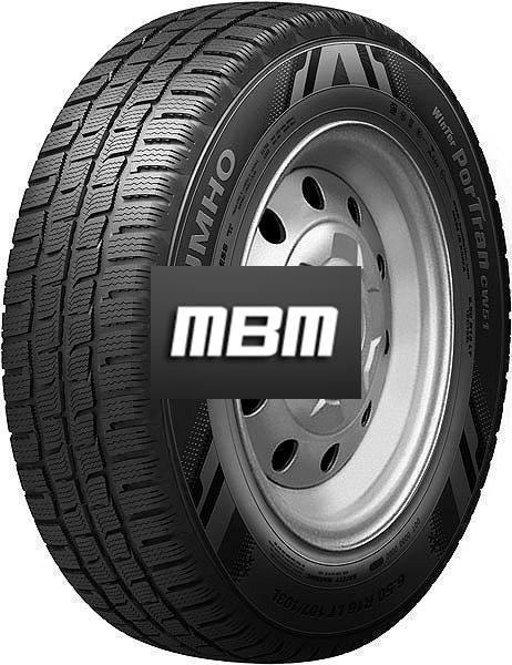 KUMHO CW51 Winter PorTran 195 R14 106 Q    - E,E,1,70 dB