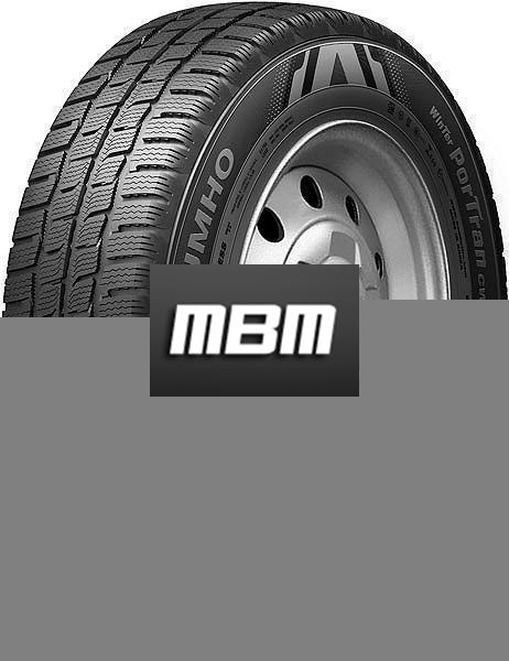 KUMHO CW51 Winter PorTran 195/65 R16 104   T - E,C,1,70 dB