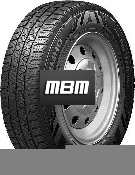 KUMHO CW51 Winter PorTran 225/75 R16 121   R - E,C,2,73 dB