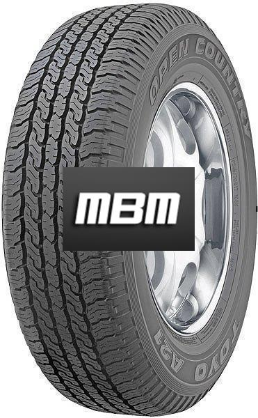 TOYO OpenCountry A21 DM 245/70 R17 108   S - C,E,2,70 dB