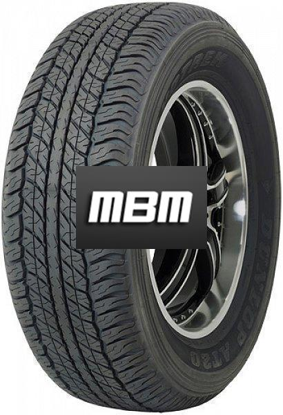 DUNLOP AT20 DM 245/70 R17 110   S - C,E,2,71 dB