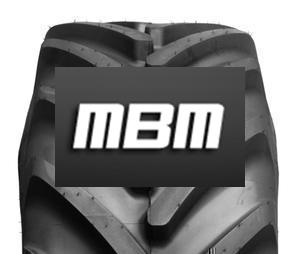 MICHELIN MULTIBIB 600/65 R38 153 DA DECKE D