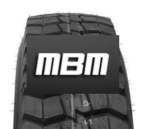 KUMHO KMD01 MIXTRACK 315/80 R225 156 CRC SCHNITTRESISTENT K - E,A,2,76 dB