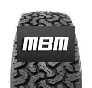 ZIARELLI CRUISER 265/75 R15 116 RETREAD M+S T