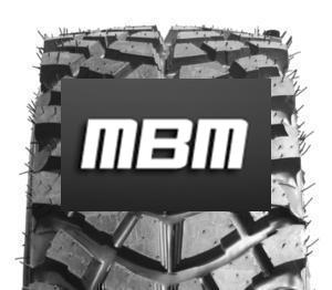 ZIARELLI MUD POWER 255/75 R16 116 RETREAD M+S T
