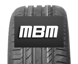 CONTINENTAL SPORT CONTACT 5  255/45 R17 98 FR MO DOT 2013 Y - E,B,2,72 dB