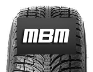 MICHELIN LATITUDE ALPIN LA2  255/50 R19 107 WINTER RUNFLAT ZP (*) DOT 2014 V - E,C,2,72 dB