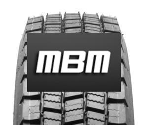 MICHELIN XDE2  225/75 R17.5 129 REMIX RETREAD M