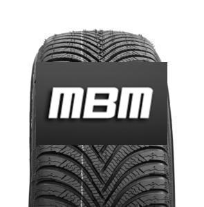 MICHELIN ALPIN 5  205/50 R17 89 ZP RUNFLAT DOT 2015 V - F,B,1,68 dB