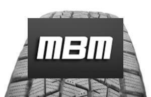 BRIDGESTONE BLIZZAK DM-V1  235/60 R17 102 WINTER RBT DOT 2015 R - F,F,2,70 dB