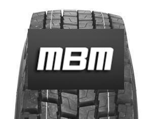 MICHELIN XDE2+ 265/70 R195 140 M+S DOT 2016 M - E,C,3,74 dB