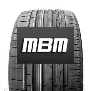 CONTINENTAL SPORTCONTACT 6  295/25 R21 96 FR DOT 2016 Y - E,A,2,75 dB