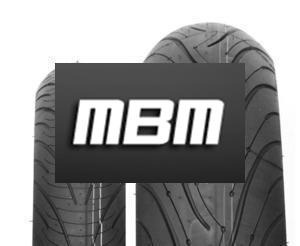 MICHELIN PILOT ROAD 3 F+R 180/55 R17 73 REAR W