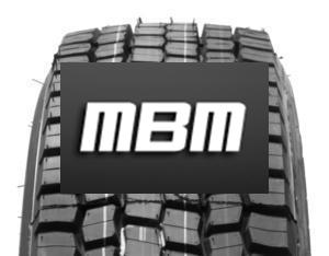GOLDEN CROWN CM335 315/80 R22.5 154 REAR (156/150L)  - E,B,2,74 dB