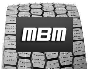 MICHELIN X MULTIWAY 3D XDE  295/80 R22.5 152 DOT 2015 L - D,C,2,75 dB