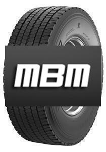 MICHELIN XDA2+ 295/80 R22.5 152/148  M - C,D,1,73 dB