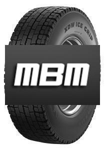 MICHELIN XDW ICE GRIP 315/80 R22.5 156/150  L - C,E,1,72 dB