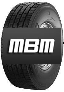 MICHELIN XFN2+ 315/80 R22.5 156/150  L - C,D,2,72 dB