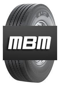 MICHELIN X LINE ENERGY Z 315/70 R22.5 156/150  L - B,B,1,69 dB