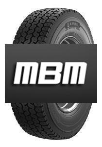 MICHELIN X MULTI D 245/70 R17.5 136/134  M - C,D,1,69 dB