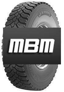 MICHELIN X WORKS HD D 315/80 R22.5 156/150  K - B,D,2,73 dB