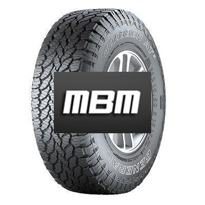 GENERAL TIRE GRAB.AT3 LT 225/75 R16 115/112  S - B,F,2,75 dB