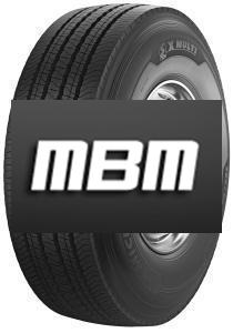 MICHELIN X MULTI F 385/55 R22.5 160  K - B,B,2,72 dB