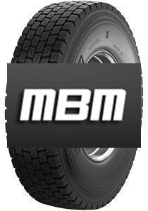 MICHELIN XDE 2+ 315/80 R22.5 156/150  L - C,E,2,75 dB