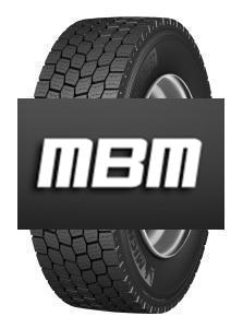 MICHELIN MULTI.XDE REMIX 315/70 R22.5 154/150  L - C,D,2,75 dB