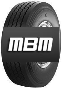 MICHELIN XTE3 REMIX 385/65 R22.5 160  J - B,C,1,69 dB