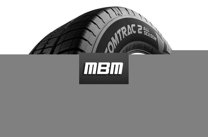VREDESTEIN Comtrac 2 All Season 205/70 R15 106/104 C R - E,B,2,71 dB