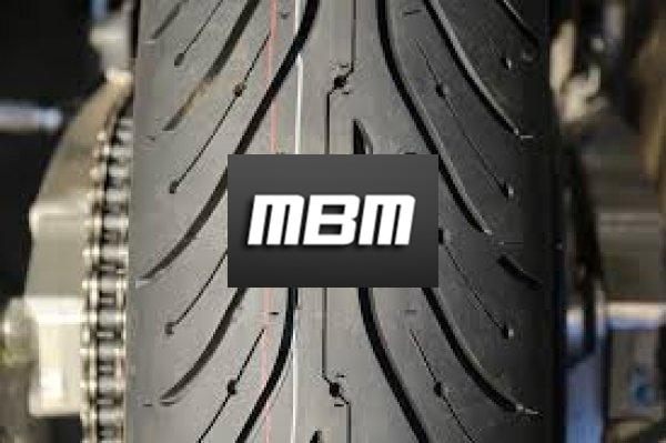 MICHELIN MIC. 180/55ZR17 73 W TL PILOT ROAD 4 REAR 180/55 R17 73  W