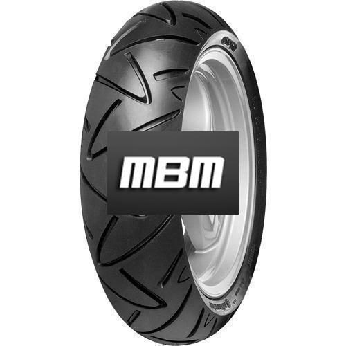 CONTINENTAL TWIST SM TL Front  100/80 R17 52 Moto.H/V Dia Fro TL Front  H
