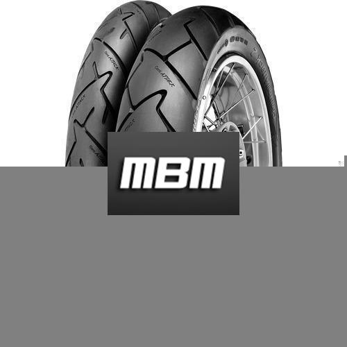 CONTINENTAL TRAILATTACK 2 TL Rear  170/60 R17 72 Moto End.R+B Re TL Rear  V