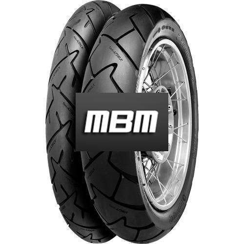 CONTINENTAL TRAILATTACK 2 TL Rear  160/60 R17 69 Moto End.R+B Re TL Rear  W