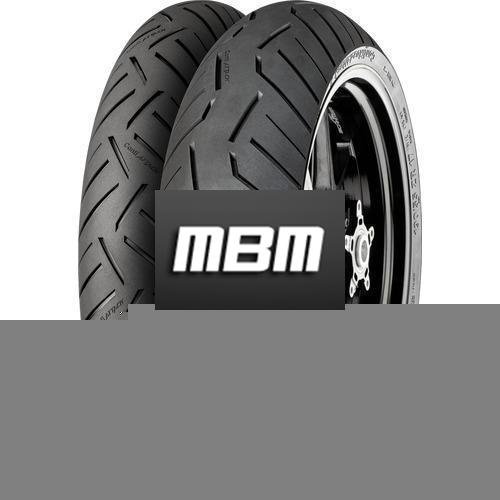 CONTINENTAL ROADATTACK 3 TL Rear  150/70 R17 69 Moto.ZR-WR RE TO TL Rear  W