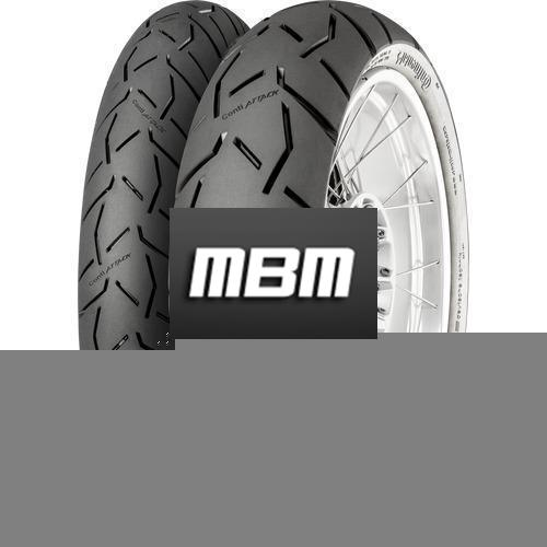 CONTINENTAL TRAILATTACK 3 TL Rear  170/60 R17 72 Moto End.R+B Re TL Rear  V