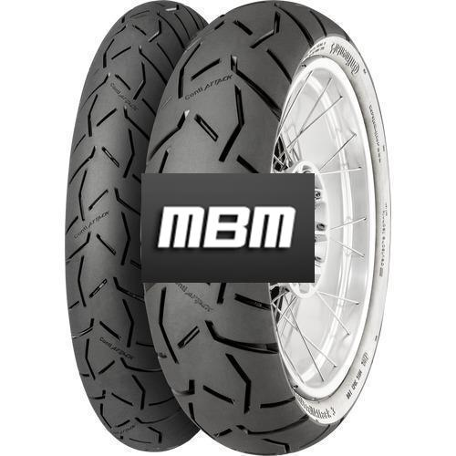 CONTINENTAL TRAILATTACK 3 TL Rear  180/55 R17 73 Moto.ZR-WR RE TO TL Rear  W