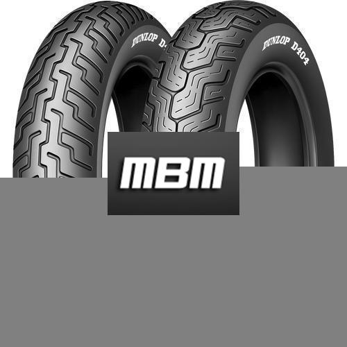 DUNLOP D404 TL Front  100/90 R19 57 Moto.H/V Dia Fro TL Front  H