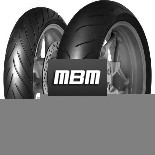 DUNLOP SPMAX ROADSMART II TL Rear  160/70 R17 73 Moto.ZR-WR RE TO TL Rear  W