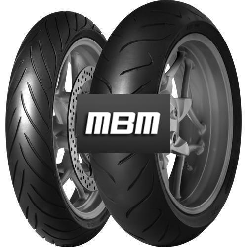 DUNLOP ROADSMART 2 (75W)  TL Rear  190/55 R17  Moto.ZR-WR RE TO TL Rear  Z