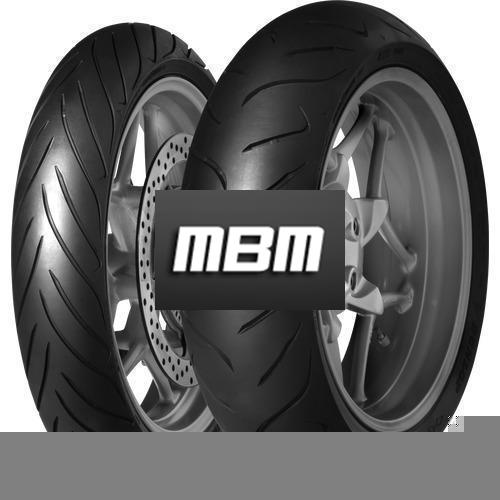 DUNLOP SPMAX ROADSMART II TL Rear  160/60 R18 70 Moto.ZR-WR RE TO TL Rear  W