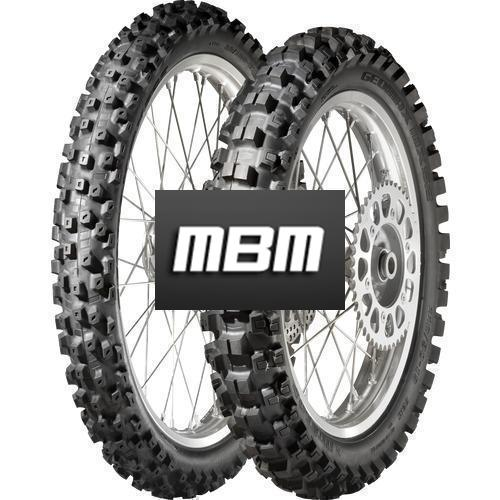DUNLOP GEOMAX MX52 NHS  TT Rear  120/80 R19 63 Moto Cross TT Rear  M