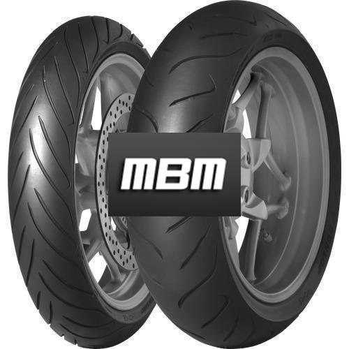 DUNLOP SPORTMAX D222 L TL Rear  180/55 R17 73 Moto.ZR-WR RE TO TL Rear  W