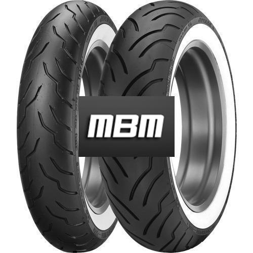 DUNLOP AMERICAN ELITE WW  TL Front  0 R16 72 H Moto.HB_VR Fro TL Front BREITE WEISSWAND