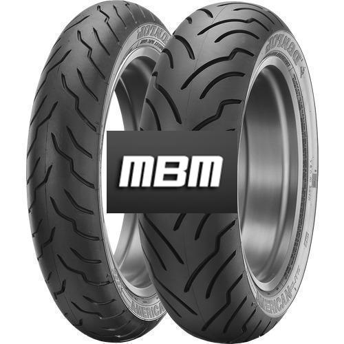 DUNLOP AMERICAN ELITE  TL Front  130/80 R17 65 Moto.HB_VR Fro TL Front  H