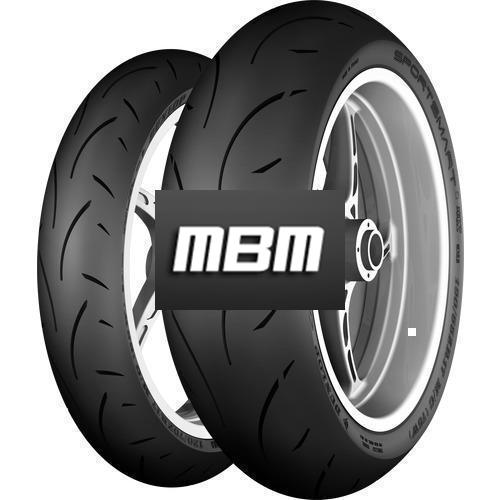 DUNLOP SPORTSMART II MAX TL Rear  190/50 R17 73 Moto.ZR-WR RE SP TL Rear  W