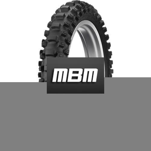 DUNLOP GEOMAXX MX33 TT Rear  110/90 R19 62 Moto Cross TT Rear  M